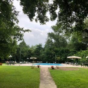 {公關教主于長君} 義大利貴族莊園 Villa Luppis 敞洋在大自然森林中的玫瑰花園饗宴