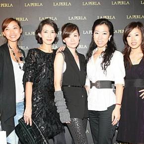 台灣首家精品店 LA PERLA 台北101 二樓隆重開幕