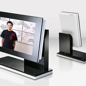 時尚科技跨界合作的 IPEVO Kaleido™ R7無線數位相框