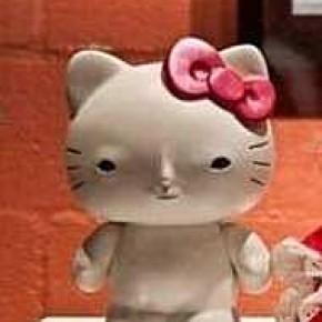 素顏 Hello Kitty