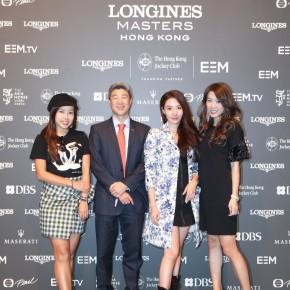 {公關教主于長君} Longins Masters 香港浪琴表馬術大師賽 2019年第七屆 中華台北代表隊小將林子嚴勇奪雙料亞軍